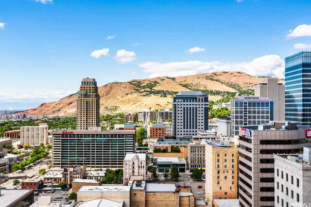 44 W Broadway 1806S, Salt Lake City, UT 84101 (#1749683) :: The Fields Team
