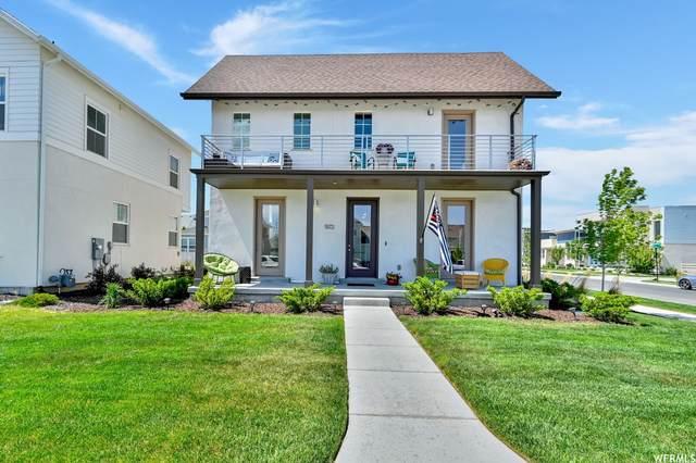5172 W Dock St S, South Jordan, UT 84009 (#1749698) :: Bustos Real Estate | Keller Williams Utah Realtors