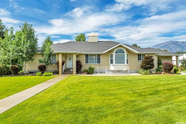 2365 E Creek Rd, Sandy, UT 84093 (#1749702) :: Powder Mountain Realty