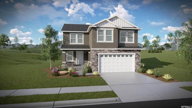 4162 W Paladin Way #640, Herriman, UT 84096 (#1749709) :: Utah Real Estate