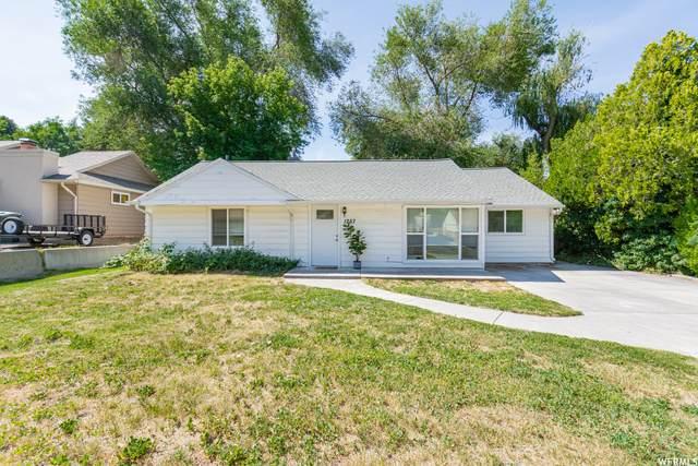 1257 E 5TH S, Ogden, UT 84404 (#1749710) :: Utah Real Estate