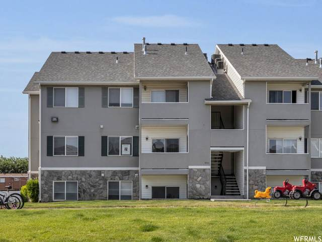 8061 W Copperfield Pl S #21, Magna, UT 84044 (#1749747) :: The Fields Team