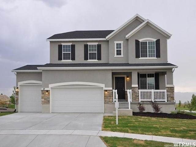 6459 N Star Discovery Way W, Stansbury Park, UT 84074 (#1749750) :: Doxey Real Estate Group