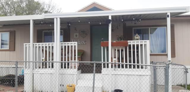 154 W Cushing Way N, Layton, UT 84041 (#1749752) :: Doxey Real Estate Group