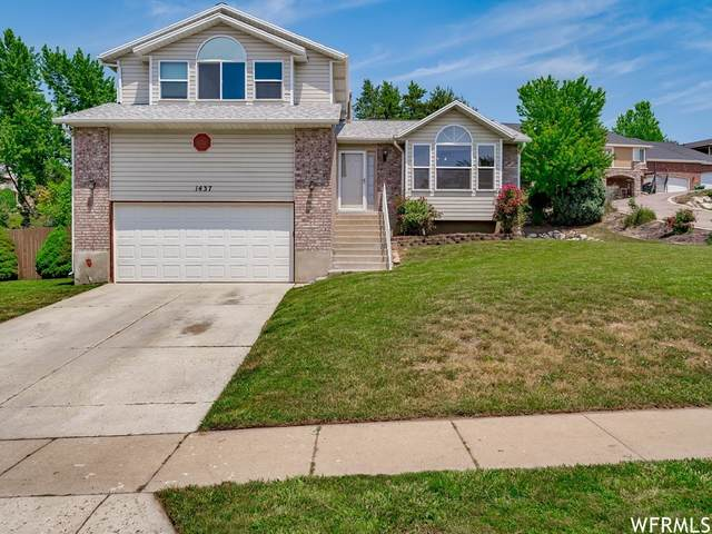 1437 E 2500 N, Layton, UT 84040 (#1749753) :: UVO Group | Realty One Group Signature