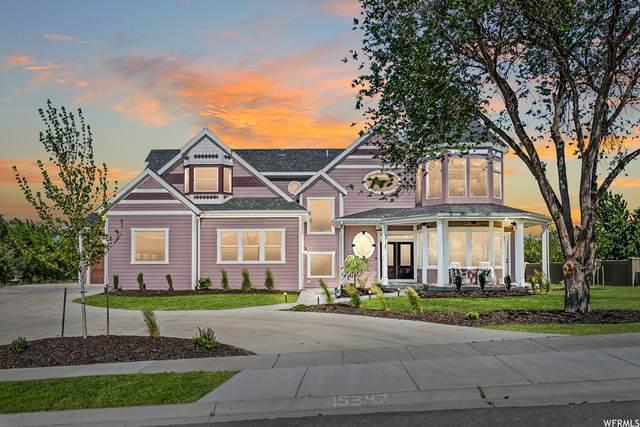15347 S Greene Fern Cir, Bluffdale, UT 84065 (MLS #1749756) :: Lookout Real Estate Group