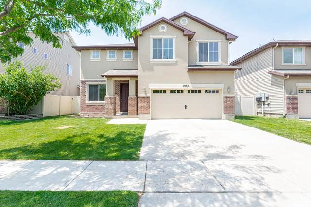 1065 N Cambria Dr, North Salt Lake, UT 84054 (#1749758) :: Doxey Real Estate Group