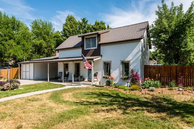 137 W 200 N, Hyde Park, UT 84318 (#1749763) :: Utah Real Estate