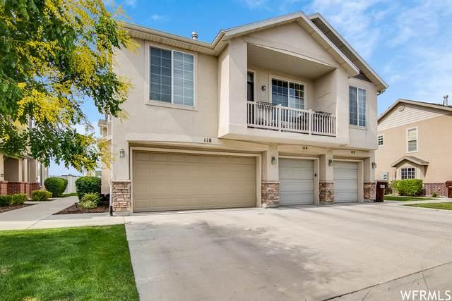 118 N Birmingham Ln W, North Salt Lake, UT 84054 (MLS #1749784) :: Lookout Real Estate Group