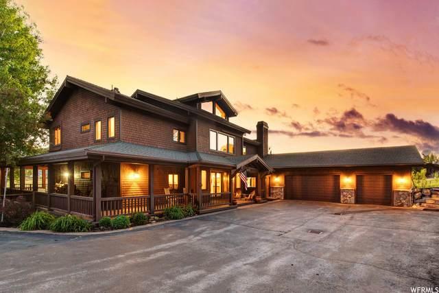 4795 N Old Ranch Rd, Park City, UT 84098 (#1749800) :: Villamentor