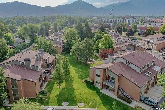 1141 E Brickyard Rd #1303, Salt Lake City, UT 84106 (#1749801) :: Powder Mountain Realty