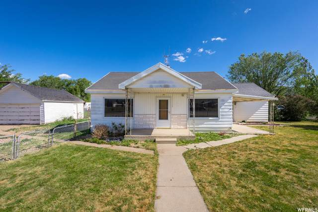 69 E 2200 S, Francis, UT 84036 (#1749815) :: Doxey Real Estate Group