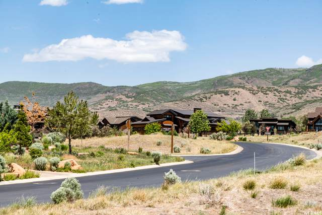 484 N Haystack Mountain Dr #27, Heber City, UT 84032 (#1749820) :: Doxey Real Estate Group