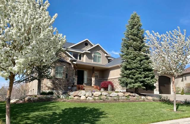 2063 E Tivoli Hills Ct, Draper, UT 84020 (#1749835) :: C4 Real Estate Team
