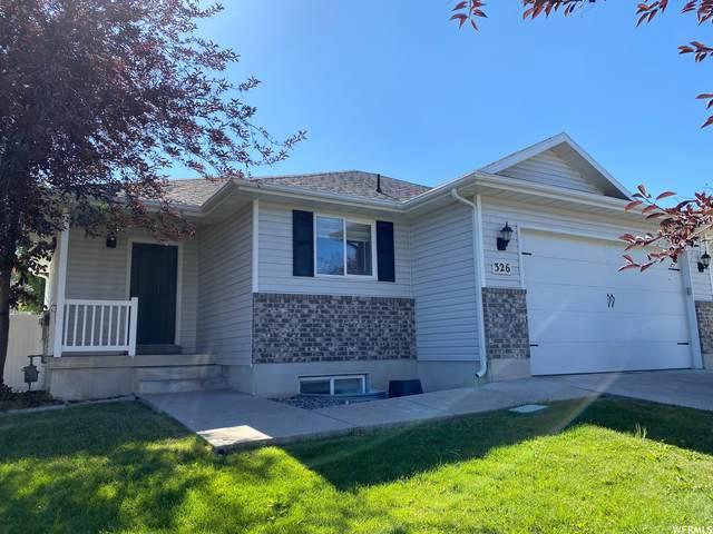 326 N Arts Pl E, Providence, UT 84332 (#1749844) :: Utah Best Real Estate Team | Century 21 Everest