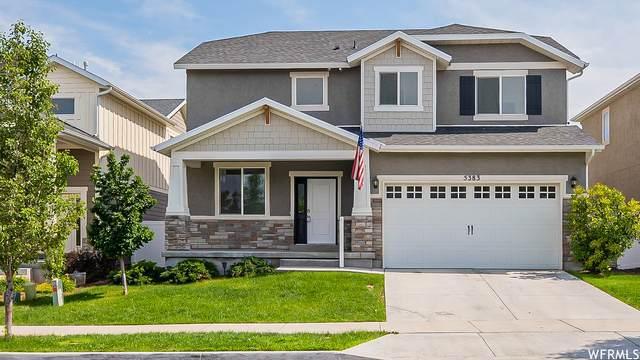 5383 W Stone Hayes Dr, Herriman, UT 84096 (#1749855) :: Utah Best Real Estate Team | Century 21 Everest