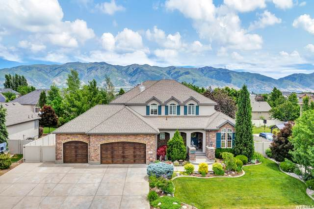 284 N Swift Creek Dr Dr W, Layton, UT 84041 (#1749869) :: Doxey Real Estate Group