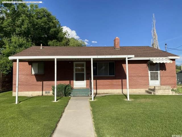 121 S 200 W, American Fork, UT 84003 (MLS #1749874) :: Lookout Real Estate Group