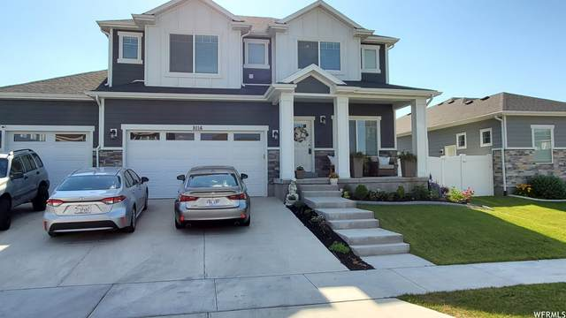 8156 S 6430 St W, West Jordan, UT 84081 (#1749877) :: Real Broker LLC
