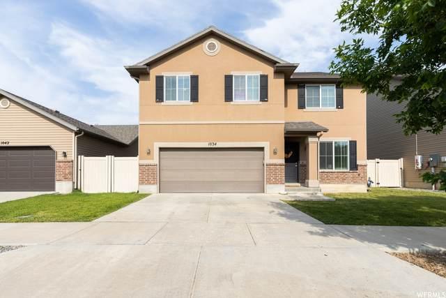 1034 N Skipton Dr, North Salt Lake, UT 84054 (MLS #1749917) :: Lookout Real Estate Group