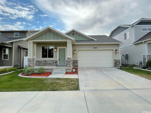 6883 S Suzanne Dr W, Midvale, UT 84047 (#1749923) :: Bustos Real Estate   Keller Williams Utah Realtors