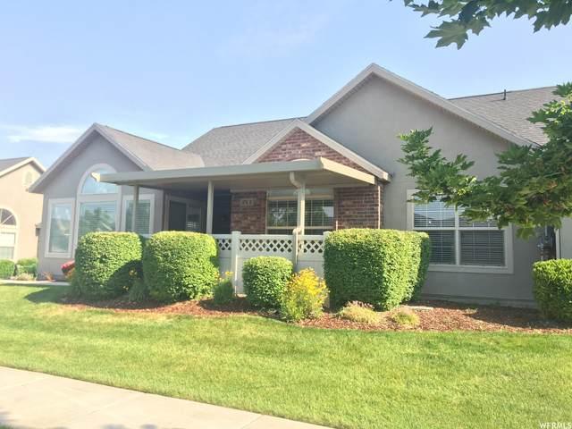 474 W 300 S B, Springville, UT 84663 (MLS #1749932) :: Summit Sotheby's International Realty
