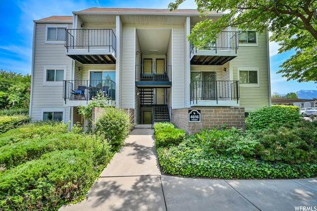 4616 S Quail Vista Cv #F Cv E #F, Salt Lake City, UT 84117 (MLS #1749934) :: Summit Sotheby's International Realty