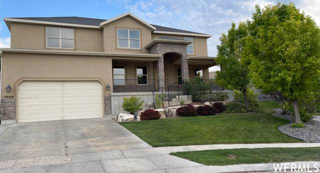 7539 N Bristlecone Rd, Eagle Mountain, UT 84005 (#1749943) :: The Perry Group