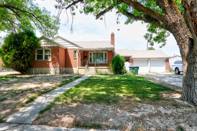 3676 S Granger Dr, West Valley City, UT 84119 (#1749974) :: Doxey Real Estate Group