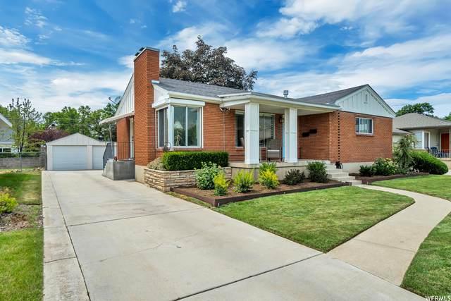 2648 S Preston St, Salt Lake City, UT 84106 (#1749983) :: Doxey Real Estate Group
