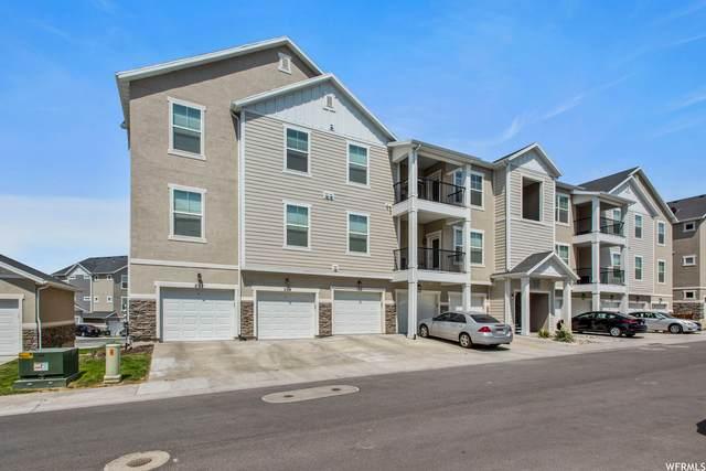 14643 S Bloom Dr W #202, Herriman, UT 84096 (#1749987) :: Bustos Real Estate   Keller Williams Utah Realtors