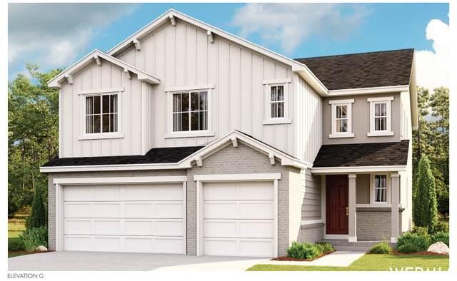11826 S Antelope Flat Way W #319, Herriman, UT 84096 (MLS #1749991) :: Lookout Real Estate Group