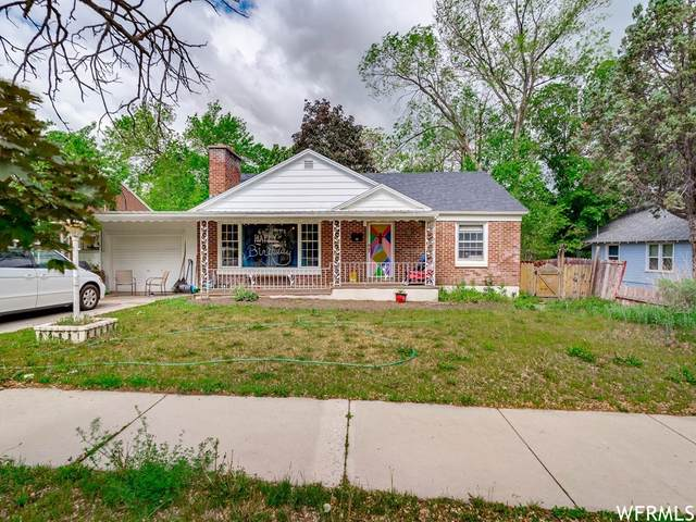 315 N 100 W, Brigham City, UT 84302 (#1749997) :: Utah Best Real Estate Team   Century 21 Everest