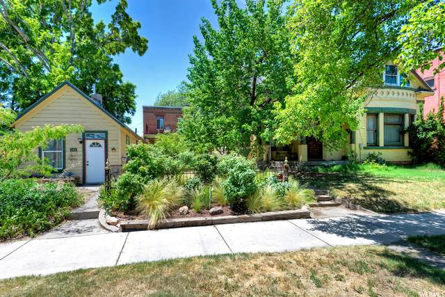 161 N 200 W, Salt Lake City, UT 84103 (#1750004) :: Bustos Real Estate   Keller Williams Utah Realtors