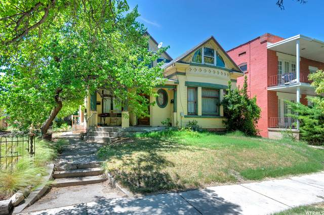 165 N 200 W, Salt Lake City, UT 84103 (#1750005) :: Bustos Real Estate   Keller Williams Utah Realtors