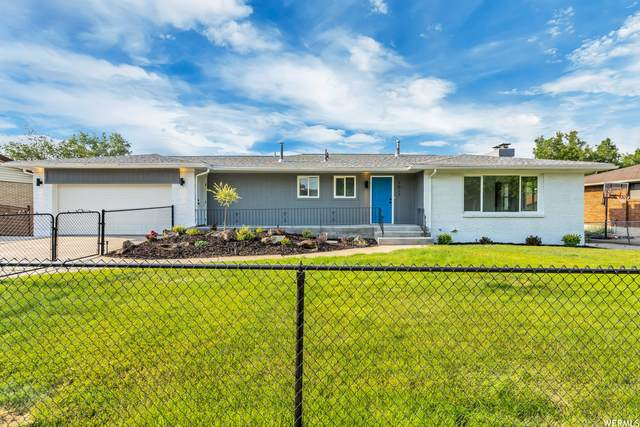 1017 E Perrywill Ave, Salt Lake City, UT 84124 (#1750008) :: Colemere Realty Associates