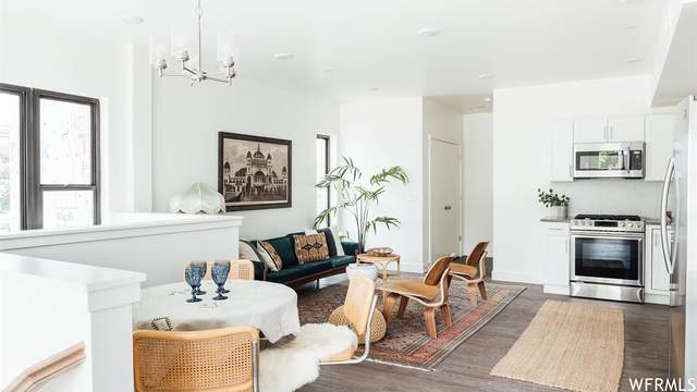 32 W 1700 S A8, Salt Lake City, UT 84115 (#1750052) :: The Perry Group