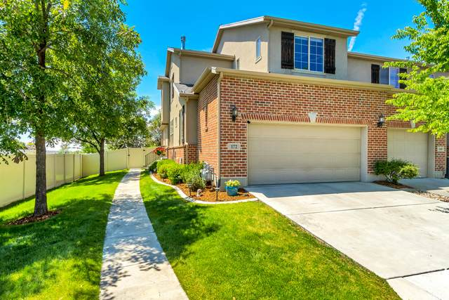 172 S 2875 W, West Point, UT 84015 (#1750057) :: Colemere Realty Associates