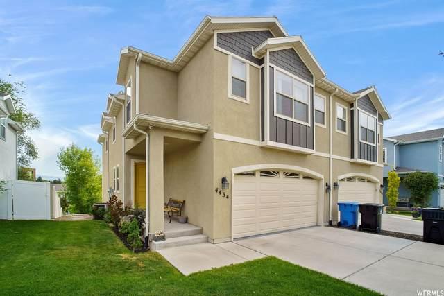 4434 S Gordon Ln, Salt Lake City, UT 84107 (#1750059) :: Colemere Realty Associates