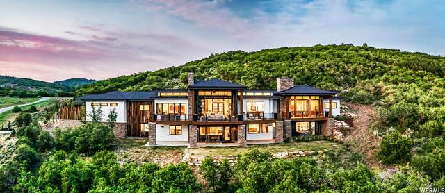 9734 N Overhill Rd, Park City, UT 84098 (#1750067) :: Doxey Real Estate Group