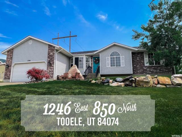 1246 E 850 N, Tooele, UT 84074 (#1750084) :: UVO Group | Realty One Group Signature
