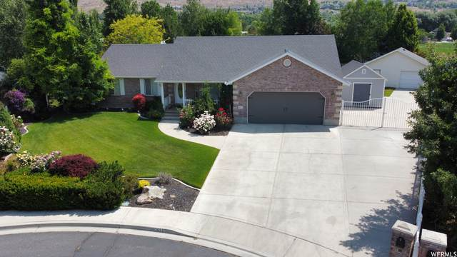 3652 N 1150 W, Pleasant Grove, UT 84062 (#1750093) :: Powder Mountain Realty