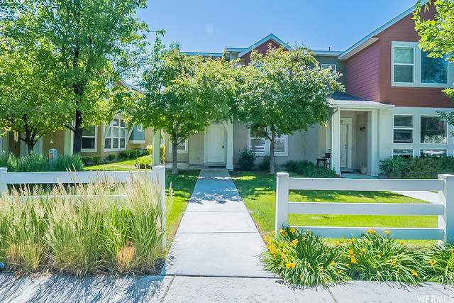 2809 S Fairgrove Ln Vly W, West Valley City, UT 84120 (#1750097) :: Colemere Realty Associates