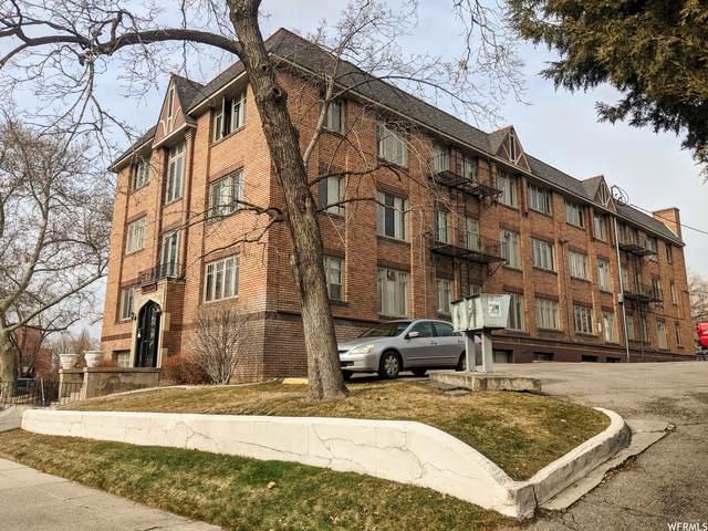 205 E 2ND Ave, Salt Lake City, UT 84103 (#1750120) :: Colemere Realty Associates