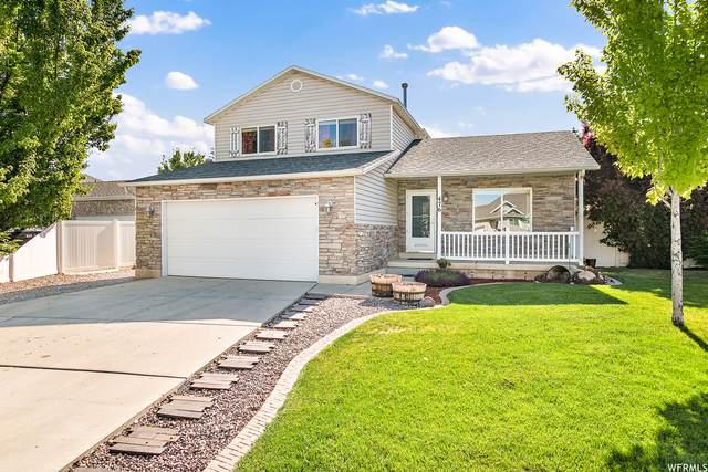476 W 465 S, Spanish Fork, UT 84660 (#1750128) :: C4 Real Estate Team