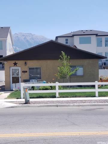 677 S Center St, Lehi, UT 84043 (#1750134) :: Colemere Realty Associates