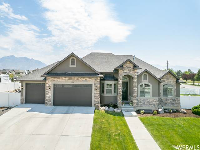 324 N Kensington Dr, Lehi, UT 84043 (#1750139) :: C4 Real Estate Team