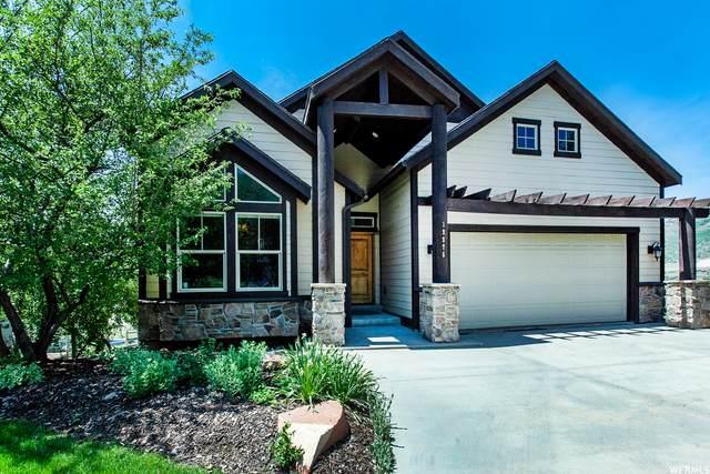 12275 Ross Creek Dr, Kamas, UT 84036 (MLS #1750145) :: High Country Properties
