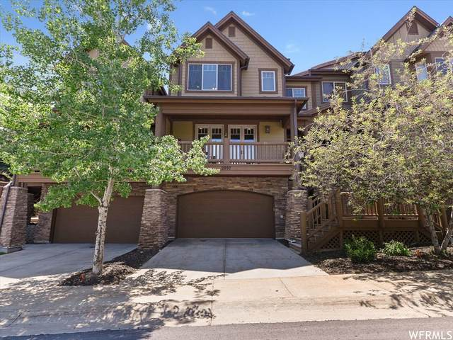 2997 Canyon Links Dr, Park City, UT 84098 (#1750156) :: Colemere Realty Associates
