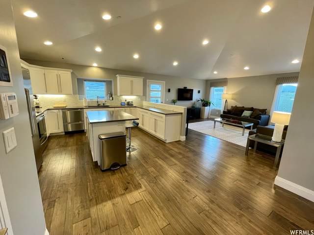 1255 N 1100 E, Cedar Fort, UT 84013 (#1750157) :: Utah Real Estate